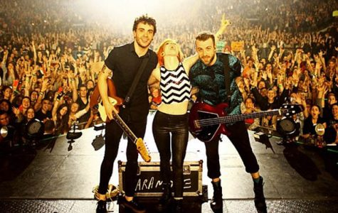 Photo courtesy of Paramore and Go Moxie.