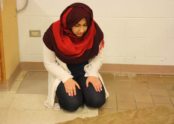 Niles West to Have a Prayer/Meditation Room