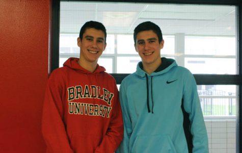 Twin Tuesday: Elijah and Zachary Gelfand