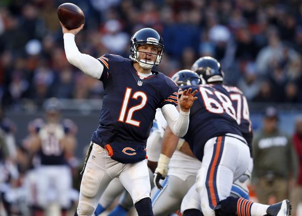 Triple Option: The Bears Quarterback Situation