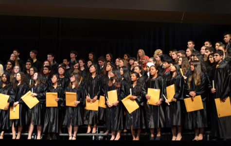 Spring Choir Concert to be Held Tonight