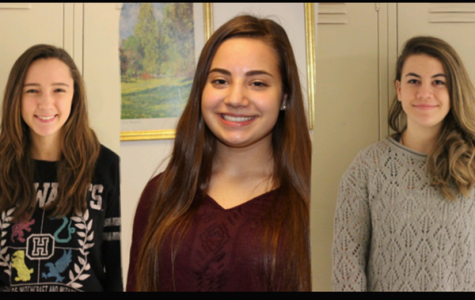 Sophomore English Students Donate to Charities