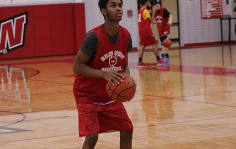Ahmad Gibson: Dedication on the Court and in the Classroom