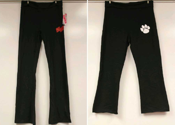 Niles West Yoga Pants Available as P.E. Uniform