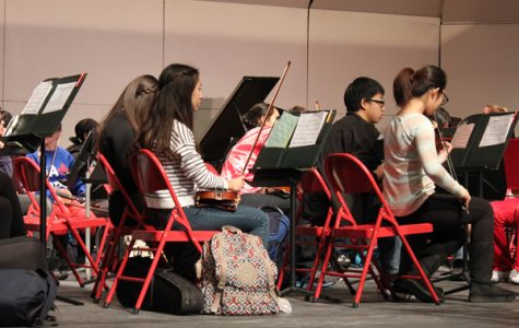 Fall Orchestra Takes the Stage Tonight
