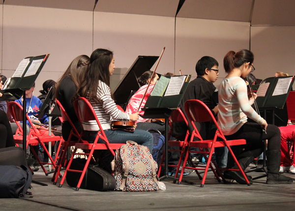 Orchestra Odyssey Concert to be Held Tomorrow