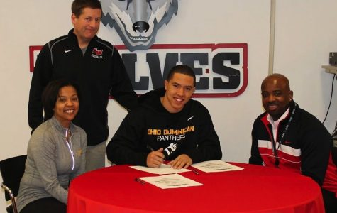 Breaking News: Nick Johnson Signs Letter of Intent with Ohio Dominican University