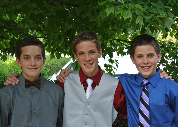 Triplet Tuesday: The O'Shaughnessy Brothers