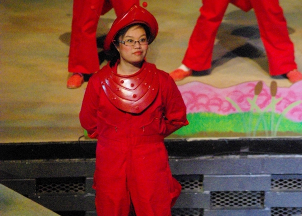 Thea Gonzales: Poet, Thespian, and Musician