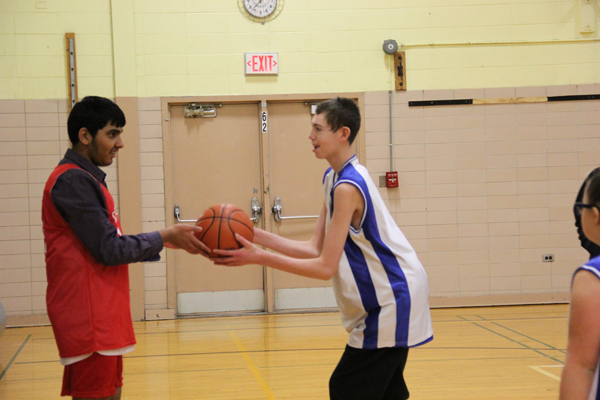 CEC Basketball Game Has Positive Outcome for West