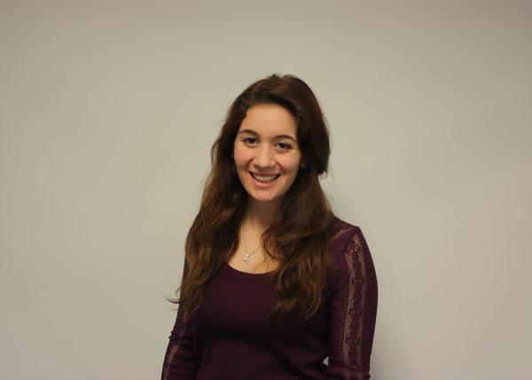 Senior Anna Zavell