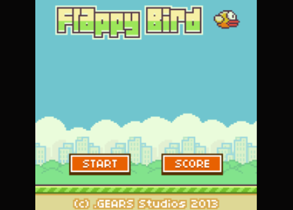 Flap Off Flappy Bird