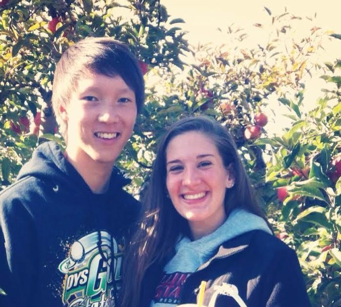 Interracial Couples: Nate Lee and Kayla Camburn