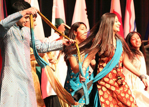 Indo-Pak: a Night in Bollywood