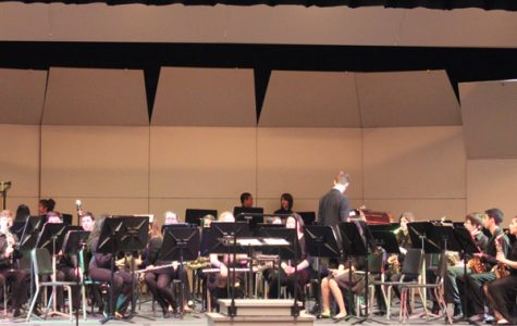 Niles West Band Concert Proved to be Successful