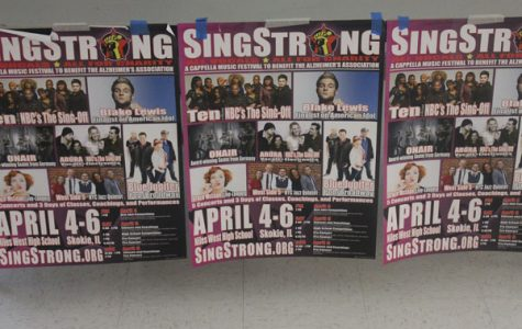SingStrong to Take Place at Niles West