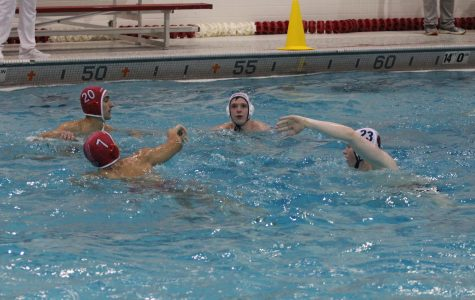 The Poseidons of Niles West: Boys' Water Polo