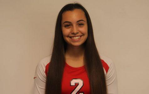 Eleni Balourdos: Volleyball Sensation