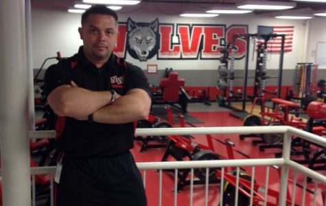 A Look Inside the Weight Room: Coach Fernando Perez