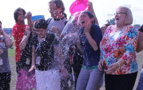 Video: English Teachers Take the ALS Ice Bucket Challenge Round Two