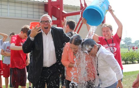 Video: West English Teachers Take on the ALS Ice Bucket Challege