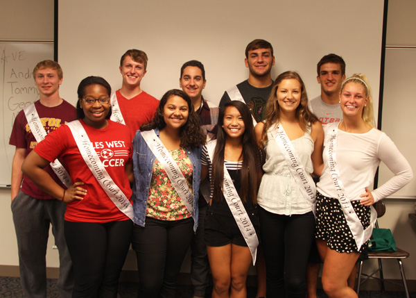 Homecoming Court Q&A