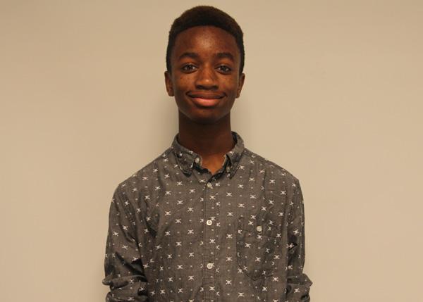 Freshman Friday: Jeremiah Moore