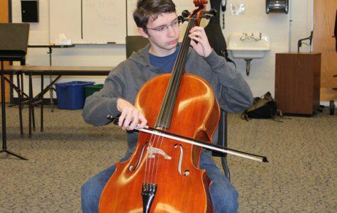Walter Lindwall: Star Cellist