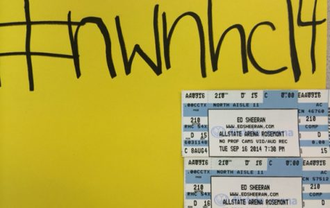 Contest: Use #nwnhc14 for a Chance to Win Ed Sheeran Tickets