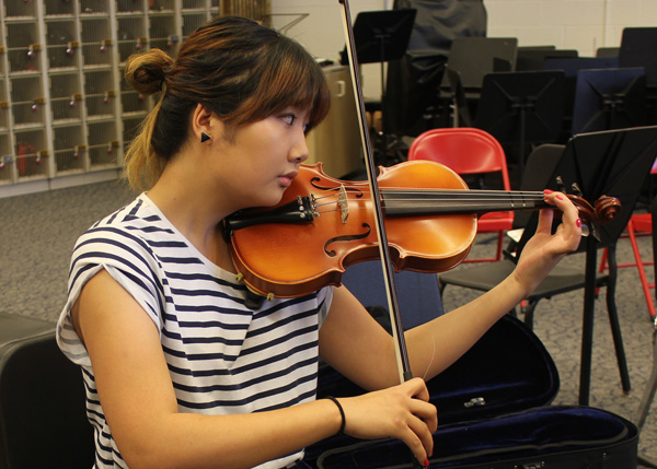 Orchestra Chamber Music Recital to be Held Tomorrow
