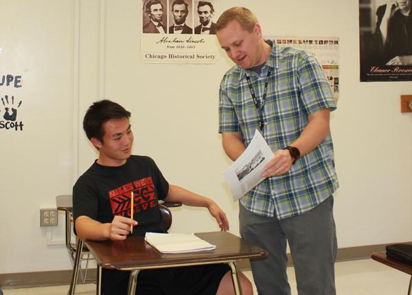 Teacher Appreciation Week: Thank You, Mr. Wiemer