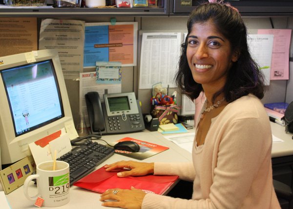 Meet Me in a Minute: Ms. Seema Chandarana
