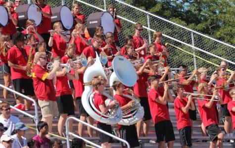 Marching Band Wins Several Awards at Metamora Competition