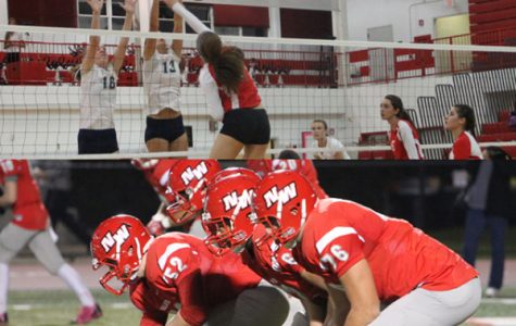 Varsity Football, Volleyball Seasons Come to an End