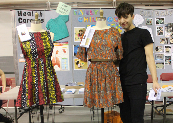 Andy Gonzalez: A Passion for Fashion
