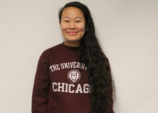 Rebecca Harbeck: From China to University of Chicago