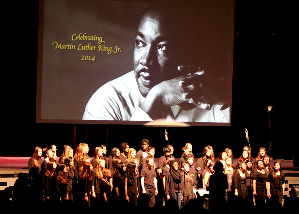 Martin Luther King Jr. Assembly to be Held Thursday