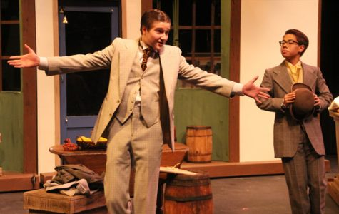 West Theatre to Perform 'On the Razzle' Starting Today
