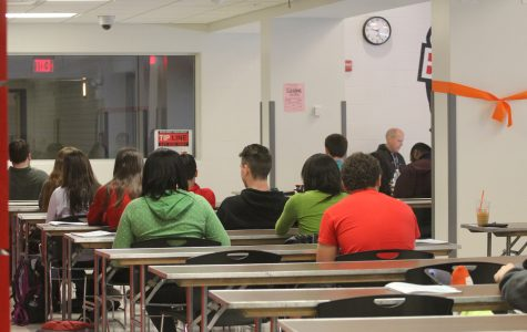 Niles West Students Partake in PARCC Testing