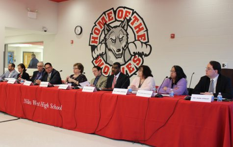 School Board Candidates Participate in Student-Run Forum