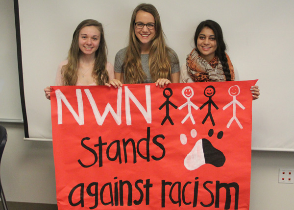 Niles West to Stand Against Racism