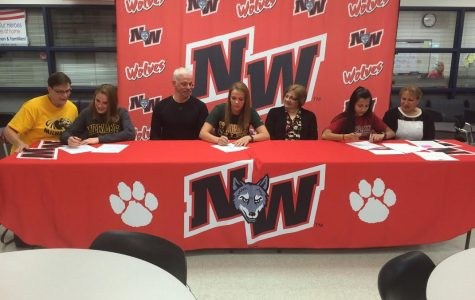 Niles West Athletes Sign Letters of Intent