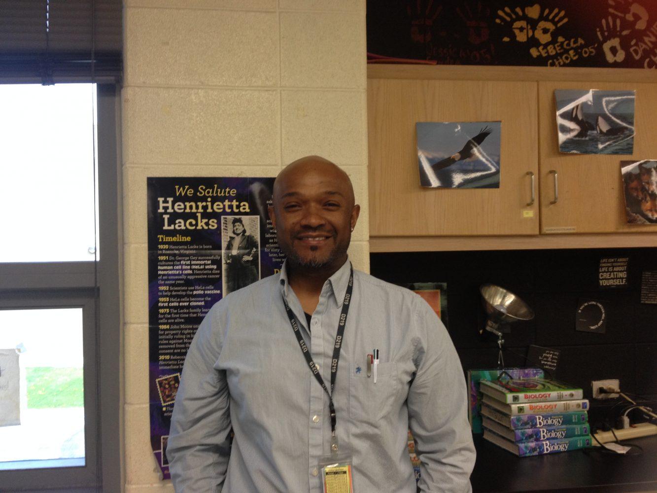Teacher Appreciation Week: Thank You, Mr. Foster