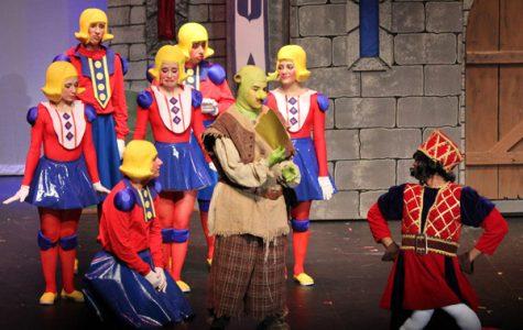 """Shrek"" In Production This Weekend"