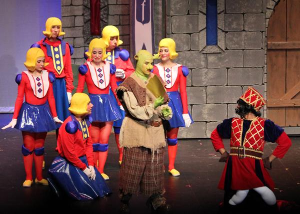 Shrek In Production This Weekend