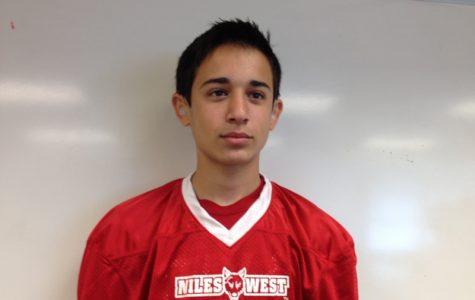 Freshman Friday: Eric Gassel