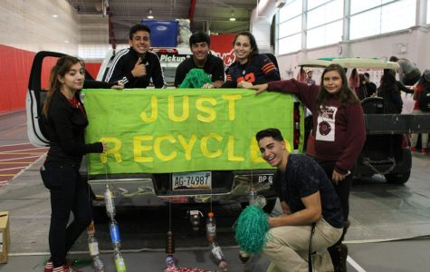 Homecoming Parade Float Building to Take Place Thursday