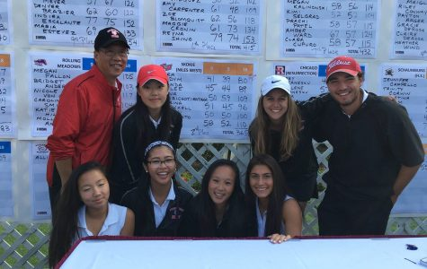 Niles West Golf Advances to Sectionals