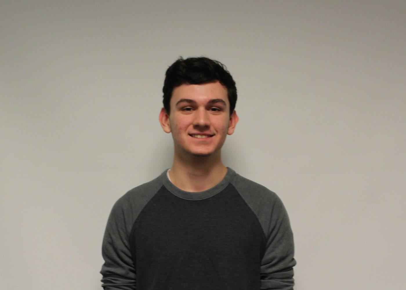 Freshman Friday: Kenan Ozer