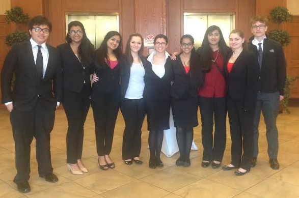 Clubs Goin Up at West: Mock Trial